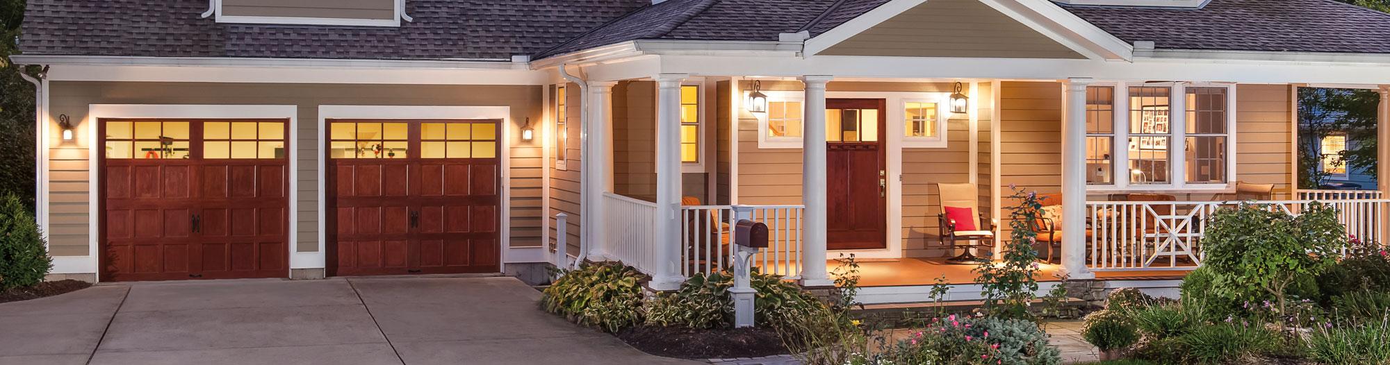 Arbor grove collection garage doors quality overhead door for Garage door repair grove city ohio