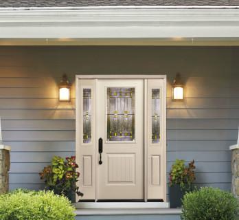 Entry doors in ohio michigan front door installation toledo - Overhead door of toledo ...