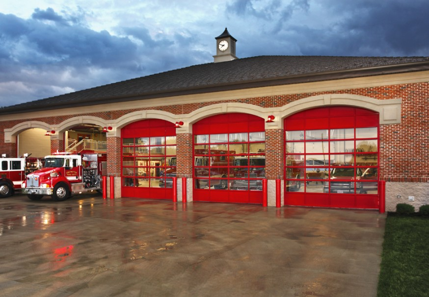 Architectural Series Commercial Overhead Doors