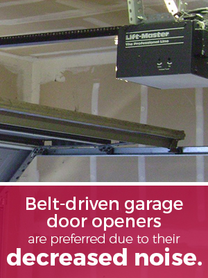 Ultimate garage door opener buyer guide quality overhead for Noisy garage door opener motor