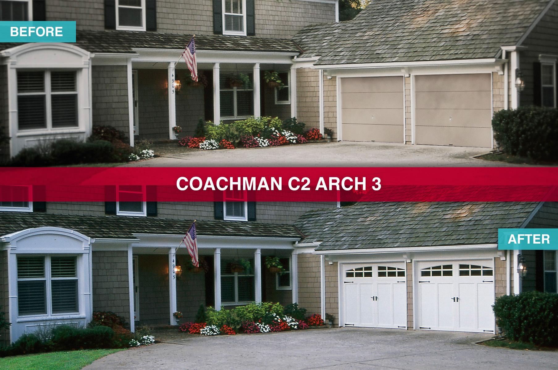 Coachman C2 Arch 3