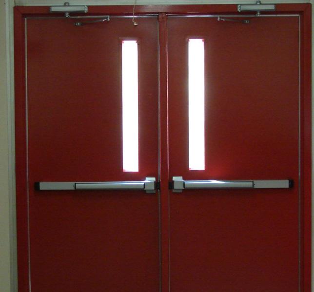 Hollow metal door quality overhead door for Garage door opener stopped working after storm