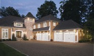 Coachman® Collection garage doors