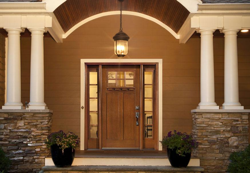 How to Properly Clean Your Exterior Doors | Quality Overhead Door