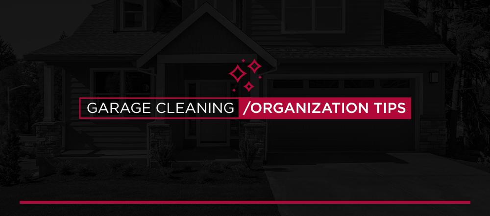 Garage Cleaning/Organization Tips