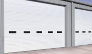 ENERGY SERIES WITH INTELLICORE® overhead doors
