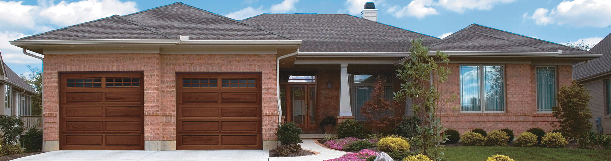 Classic Wood Collection Quality Overhead Door