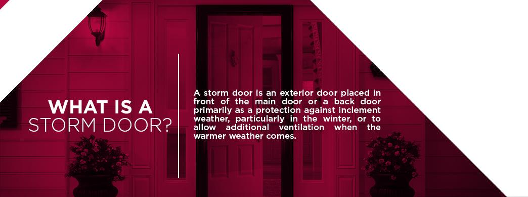 storm doors Toledo OH