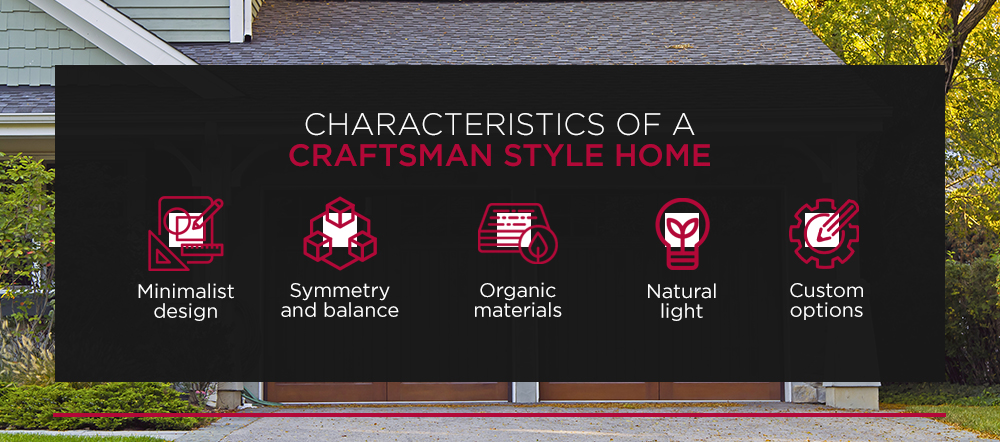 Characteristics of a Craftsman Style Home