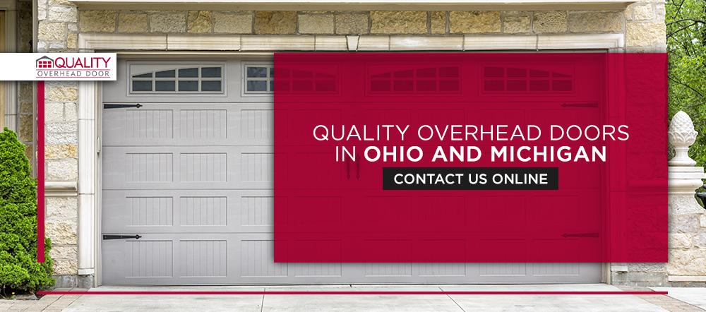 Quality Overhead Doors in Ohio and Michigan